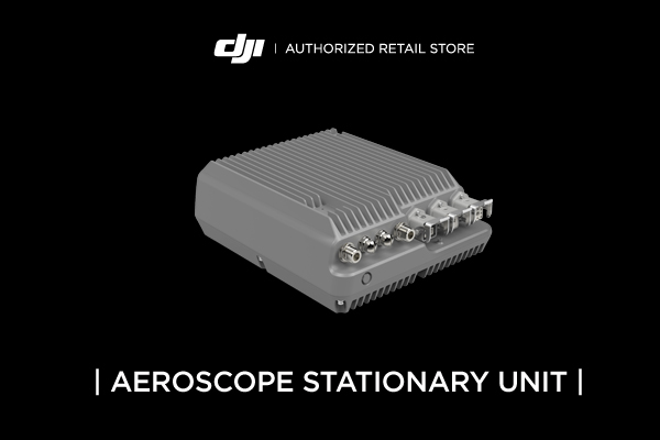 DJI Aeroscope Stationary Unit